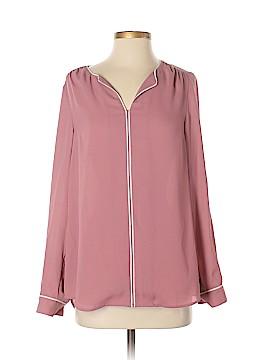 ModCloth Long Sleeve Blouse Size S