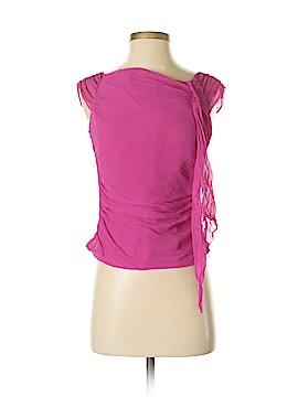 Spenser Jeremy Sleeveless Silk Top Size S