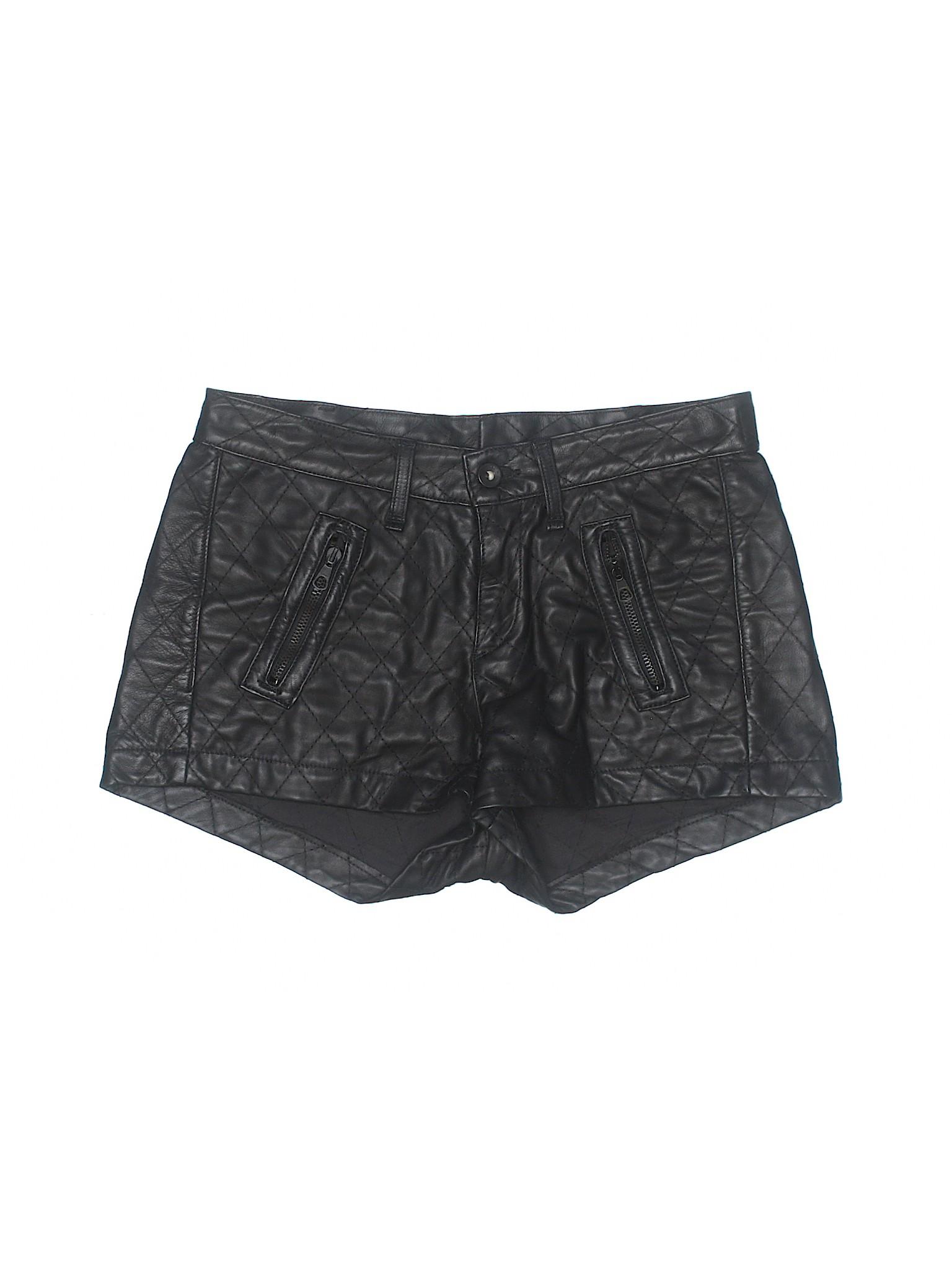 Boutique Leather Bone Shorts amp; Rag 1rwR1p