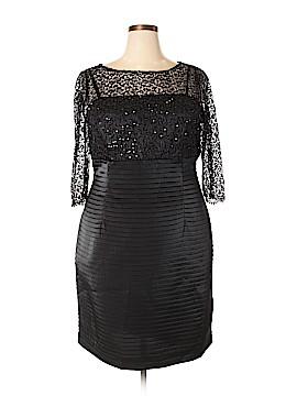 Kay Unger Cocktail Dress Size 18 (Plus)