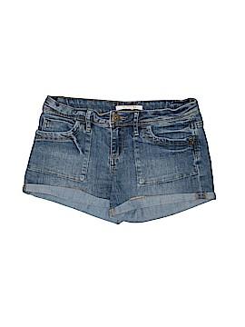 17/21 Exclusive Denim Denim Shorts Size 26 (Plus)