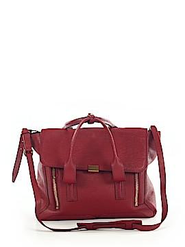 3.1 Phillip Lim Leather Satchel One Size