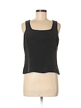 Jones New York Collection Sleeveless Silk Top Size 8