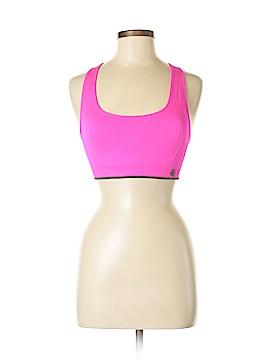 Bally Total Fitness Sports Bra Size L