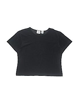 Jason Maxwell Short Sleeve Top Size L