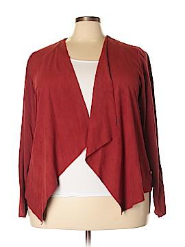INC International Concepts Cardigan Size 3X (Plus)