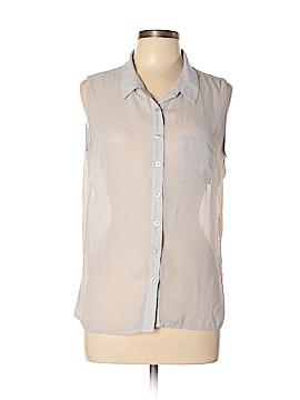 Cielo Sleeveless Button-Down Shirt Size XL