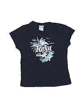 Roxy Short Sleeve T-Shirt Size S (Kids)
