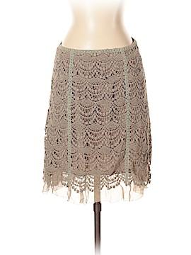 Blue Tassel Casual Skirt Size S