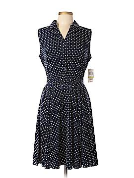 Charter Club Casual Dress Size 14 (Petite)