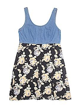 Vintage Blue Casual Dress Size 5