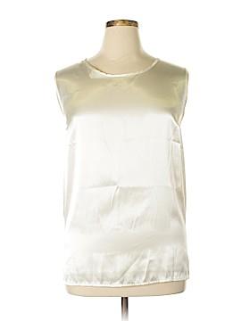 Karen Scott Sleeveless Blouse Size 2X (Plus)