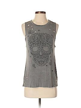 One Clothing Sleeveless T-Shirt Size XS