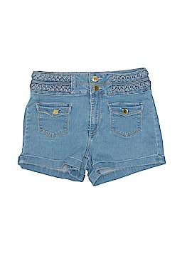 Bebe Denim Shorts 28 Waist
