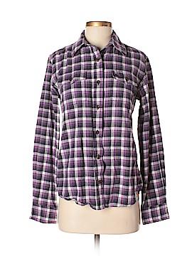 Carhartt Long Sleeve Button-Down Shirt Size 4 - 6
