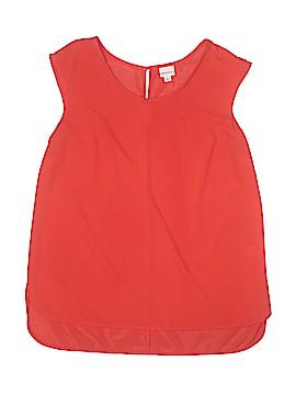 Merona Short Sleeve Blouse Size L