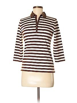 AK Anne Klein 3/4 Sleeve Polo Size M