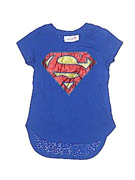Super Girl Short Sleeve T-Shirt Size 6 - 6X