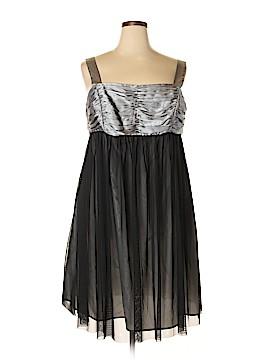 London Times Cocktail Dress Size 18 (Plus)