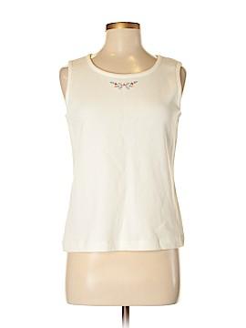 Liz Claiborne Sleeveless Top Size M