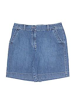 Talbots Denim Shorts Size 10