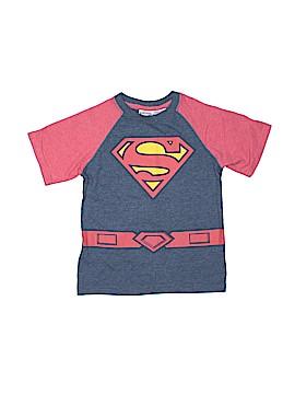 Superman Short Sleeve T-Shirt Size X-Small  (Kids)