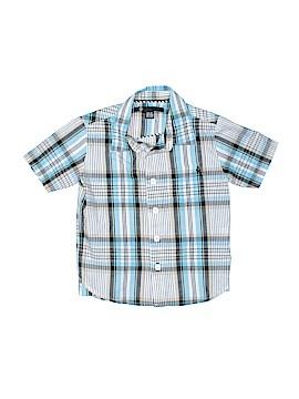 Volcom Short Sleeve Button-Down Shirt Size 4T
