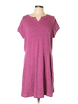 Talbots Casual Dress Size XL (Petite)