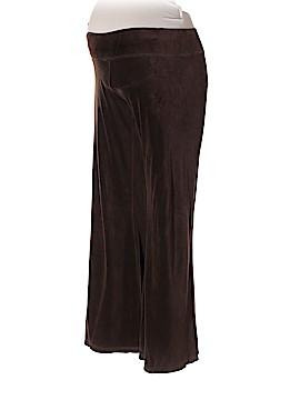 Juicy Couture Velour Pants Size L (Maternity)