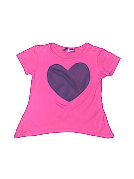 Aqua Short Sleeve T-Shirt Size 2T