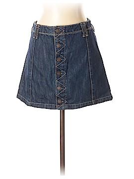 Hollister Denim Skirt Size 1