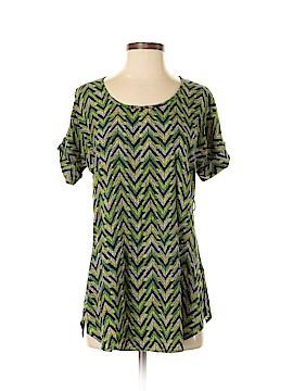 Pixley Short Sleeve Blouse Size S