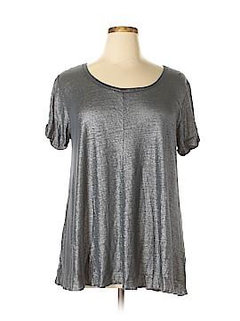 Bordeaux Short Sleeve T-Shirt Size XL