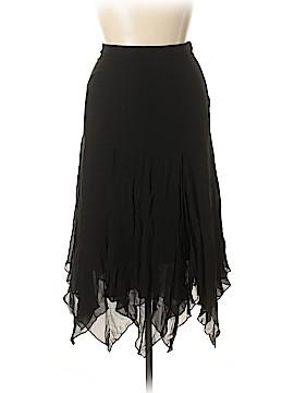 Tadashi Silk Skirt Size 12