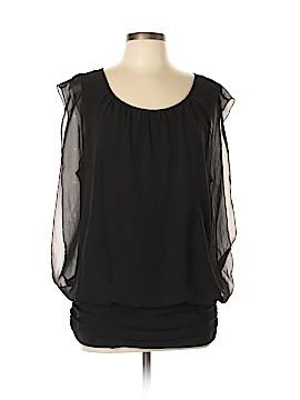 Roz & Ali Sleeveless Blouse Size XL
