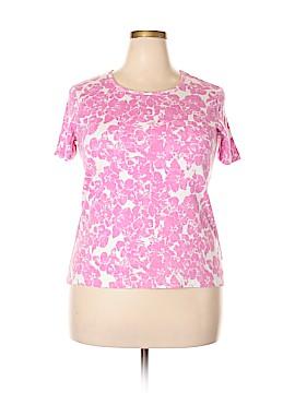 White Stuff Short Sleeve T-Shirt Size 20 (Plus)