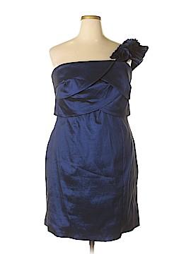 Snap Cocktail Dress Size 20w (Plus)