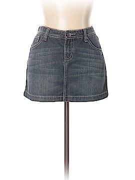 Earl Jean Denim Skirt Size 9