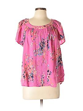 St. John's Bay Short Sleeve Top Size XL (Petite)