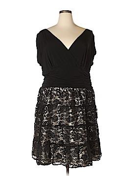 DressBarn Cocktail Dress Size 24 (Plus)