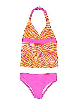 Speedo Two Piece Swimsuit Size 6