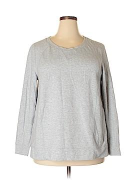 Livi Active Sweatshirt Size 18 - 20 (Plus)