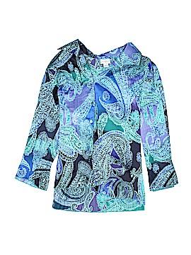 Jaclyn Smith Long Sleeve Blouse Size XXL