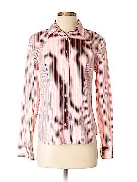 Ann Taylor LOFT Long Sleeve Button-Down Shirt Size 5