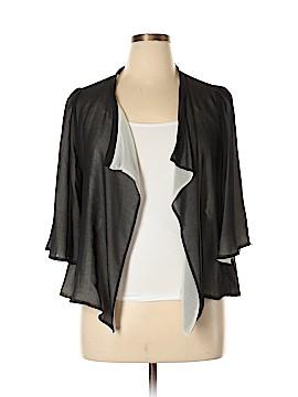 Black Rainn Cardigan Size L