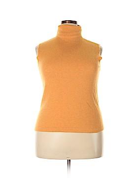 Ellen Tracy Turtleneck Sweater Size 1X (Plus)
