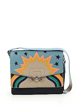 Paula Cademartori Leather Shoulder Bag One Size