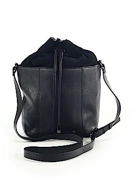 Halston Heritage Leather Crossbody Bag One Size