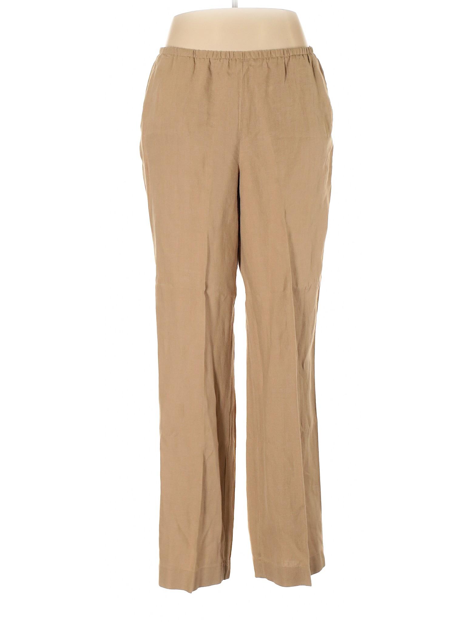winter jill J Boutique Pants Linen OqSznxqp