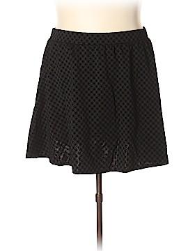 Joe B by Joe Benbasset Casual Skirt Size 3X (Plus)